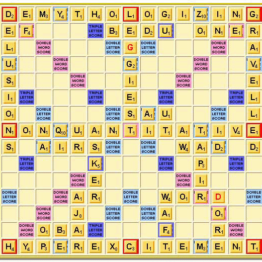 Demythologizing Scrabble...